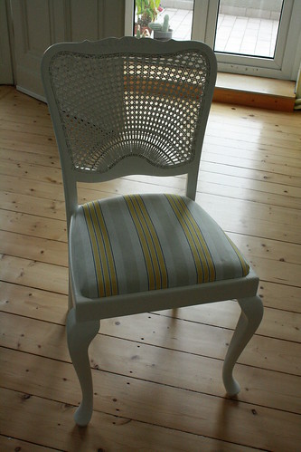 A new chair - all finished!