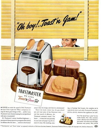 Oh Boy Toast and Jam Life Sept 29 1941