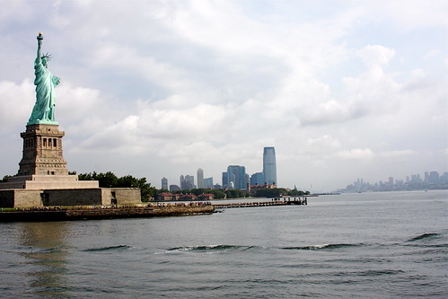 Statue of Liberty Skyline