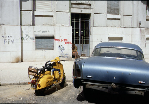 Vespa - Buick