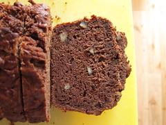 Chocolate-Nut Zucchini Bread