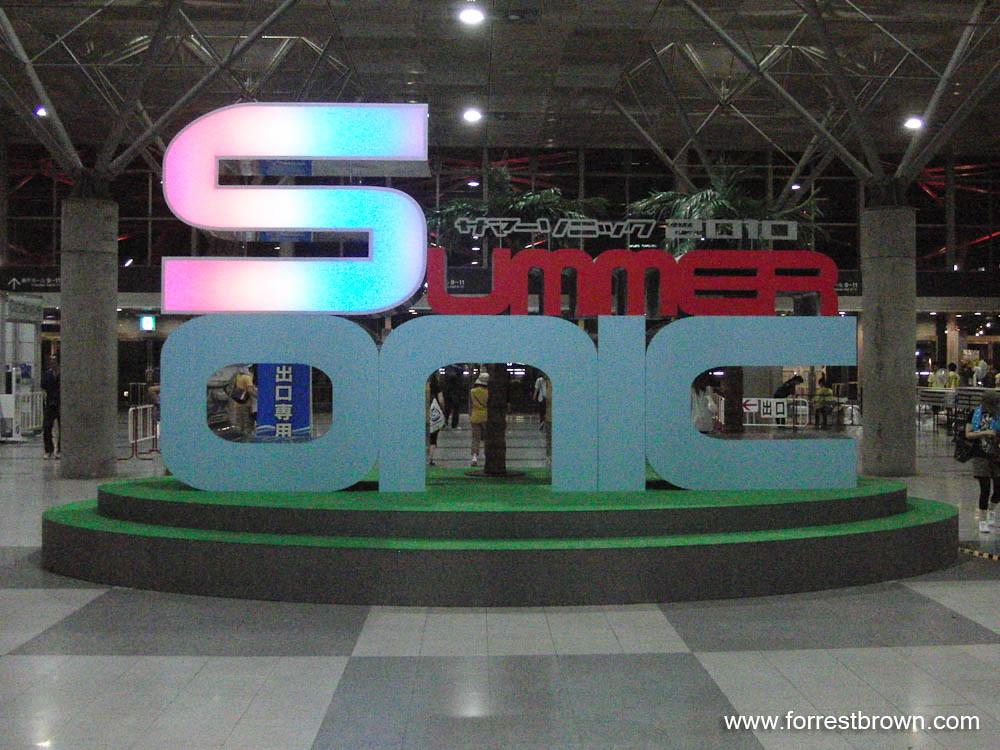 2010 Summer Sonic Music Festival