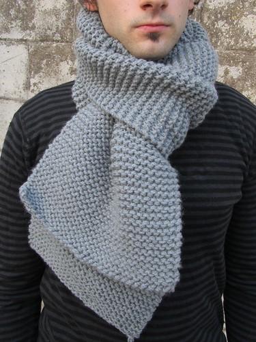 Girls Scarf Knitting Pattern : Knitting Girls Lovely Knitting: Autumn Simplicity Scarf Knitting Pattern
