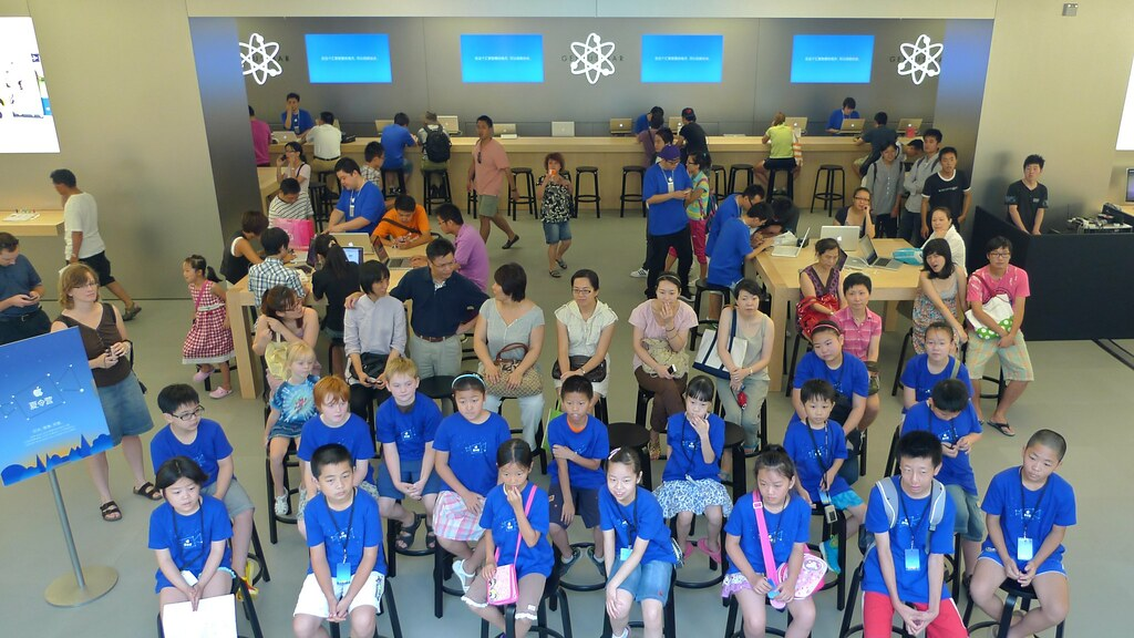 Apple Summer Camp Shanghai