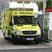 Yorkshire Ambulance Service YJ59OTE
