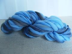 Hand Spun Yarn - Super Bulky