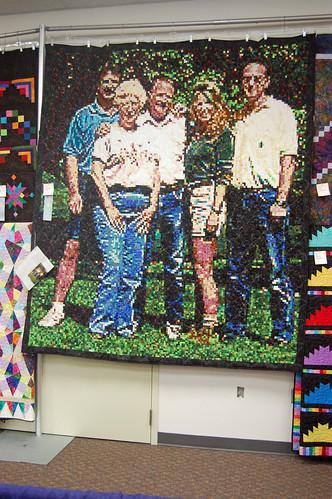 Iowa State Fair 2010 - Quilts - Photograph Quilt