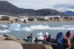 Qikiqtarjuaq Landing
