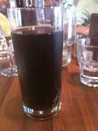 Diet Coke at La Cantine