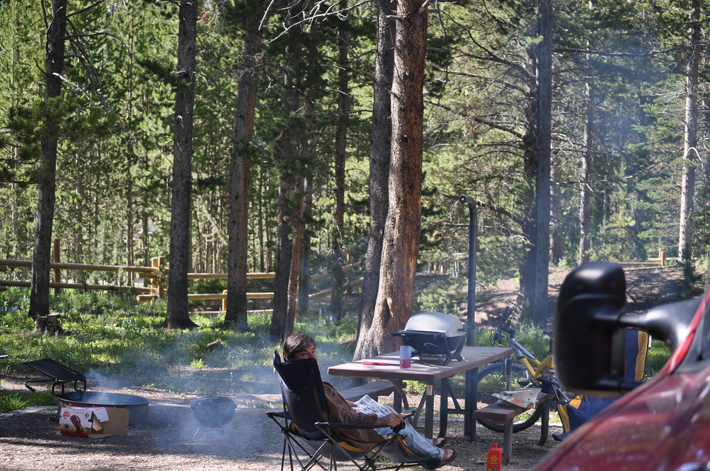 rest an relaxation-bighorn national forest
