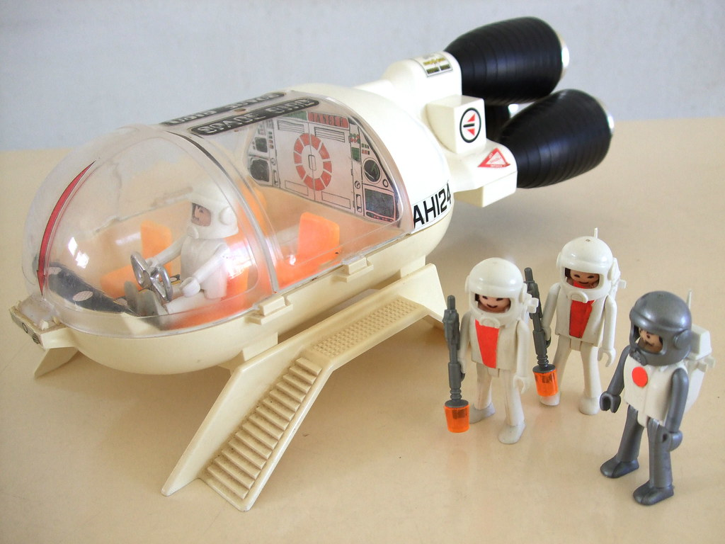 Spaceship Toys For Boys : The world s best photos by rmj flickr hive mind
