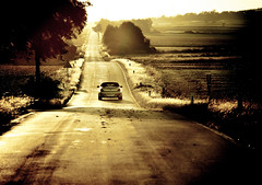 on the road again (mav_at) Tags: auto street light sunset car austria long sonnenuntergang scout explore german bmw expensive distance frontpage luxury niedersterreich lang distant weinviertel strase explored flickriver einsonce kw1466
