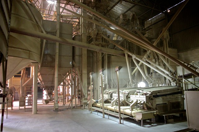 Daterra Dry Mill