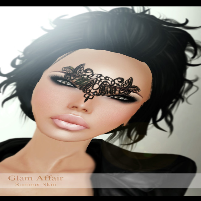 - Glam Affair - Summer Skin - Dressing Room AD