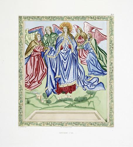 011-Tapiceria de Aix-Les anciennes tapisseries historiées…1838- Achille Jubinal