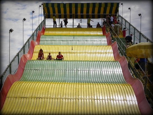 Big Slide - state fair