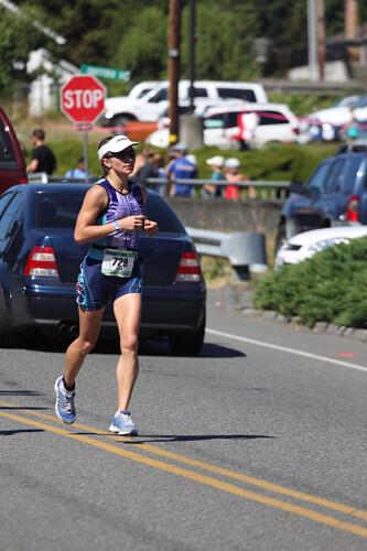 Lilia running