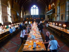 Keble College Dining Hall