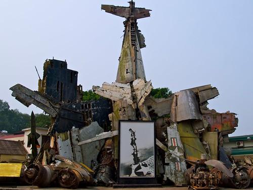 Vietnam Millitary History Museum, Hanoi