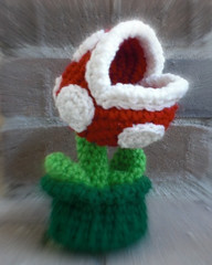 Piranha Plant #1 Attacks