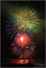 Incendio del Mare  2010 (Alessandro Laporta Photographer) Tags: fireworks lignano fuochidartificio lignanosabbiadoro lignanopineta alessandrolaporta fotocesco incendiodelmare2010 incendiodelmare