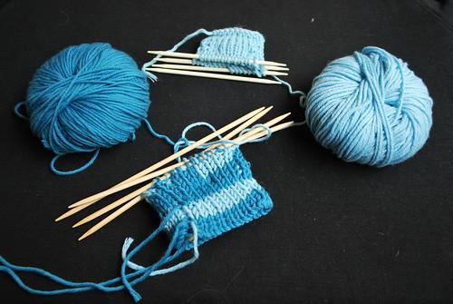 doubleknitting
