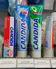 Toothpaste Name FAIL