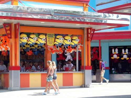 Cedar Point - Minions
