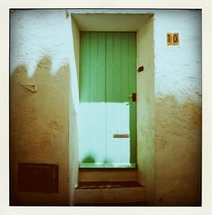 porta turquesa-pola