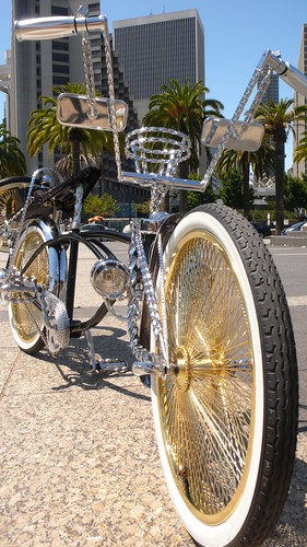 Raymond's ride
