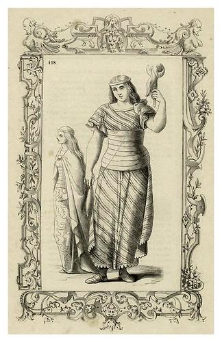 016-Mujer peruana siglo XVI-Habiti antichi et moderni di tutto il mundo- Cesare Vecellio