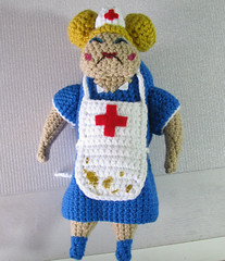 Nurse (Henry Hatsworth) plushie