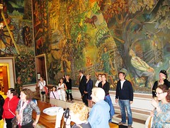 OsloBG The Mayor's reception at the City Hall %