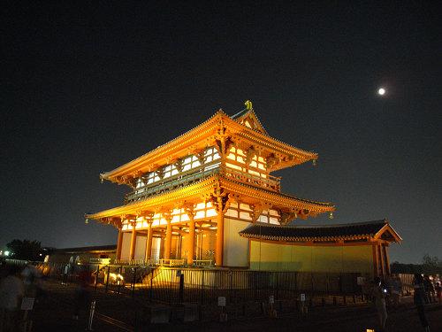 平城宮跡夏季フェア「光と灯りのフェア」-01