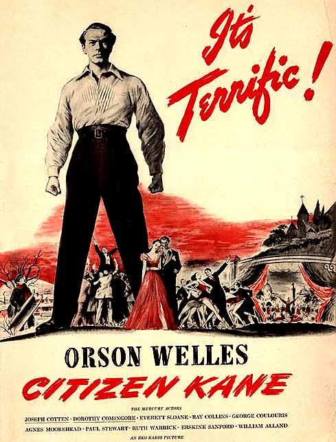 Citizen Kane Poster 2