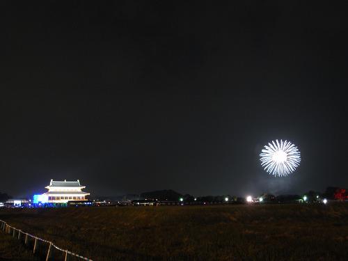 平城宮跡夏季フェア「光と灯りのフェア」-10
