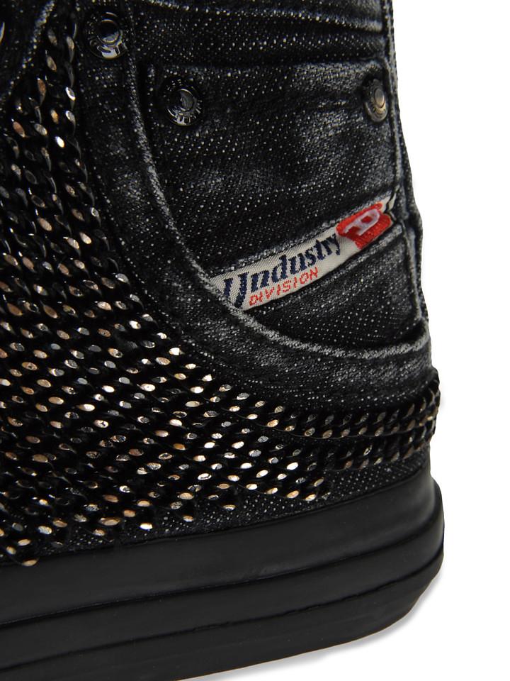 Diesel chain sneaker EXPOSURE III W 3
