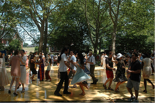 The Jazz Age Lawn Party