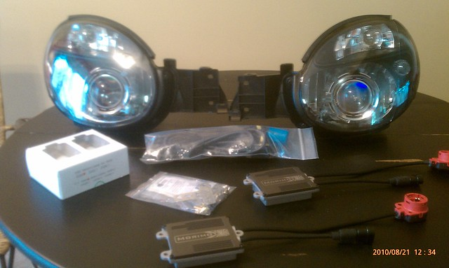 FS: (For Sale) 02-03 HID Bi-Xenon Retrofit Headlights - NASIOC