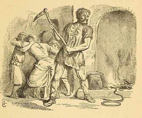Rusticus et Serpens