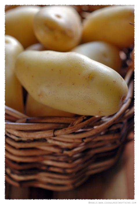 goldfinger potatoes© by Haalo