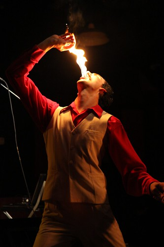 Fire Eating 7