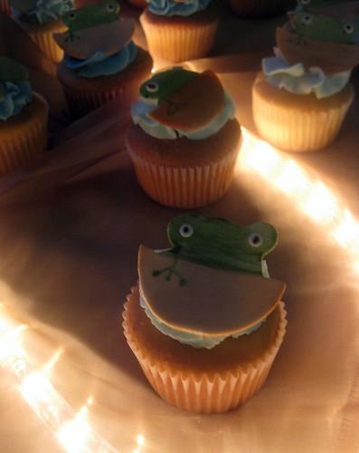 Ranas Cupcake