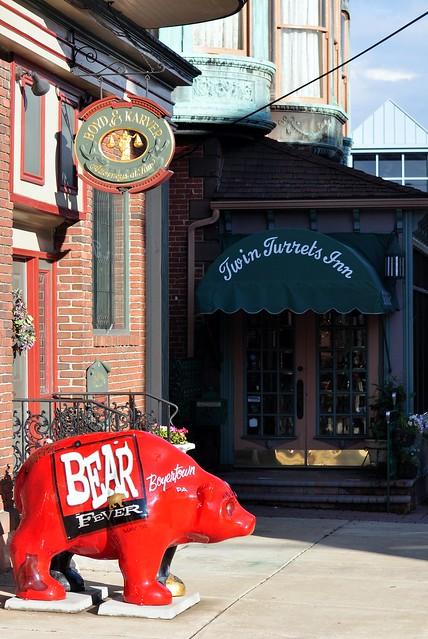 Boyertown Bear - Fever