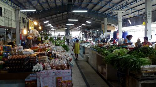Koh Samui Daw Seafood Market サムイ島 市場