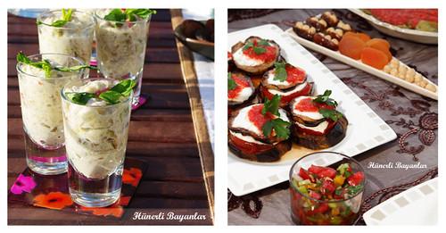 Patlıcan Salata - Antep Salata