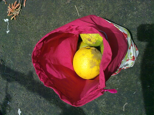 Bolsas para fruta