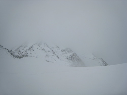 Mont Blanc climb