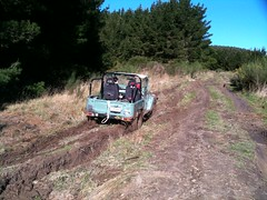 Ruts ruts and more ruts (Greg Cole, photographer) Tags: 4wd landcruiser fj40 bj40 worsleyspur