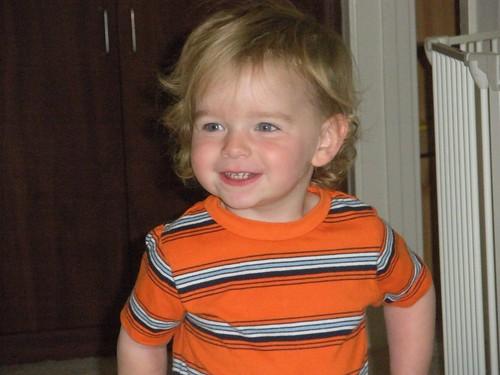Sam, August, 2010